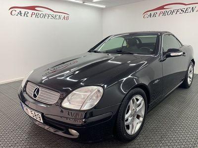 begagnad Mercedes 200 SLK-KlassKompressor 163hk