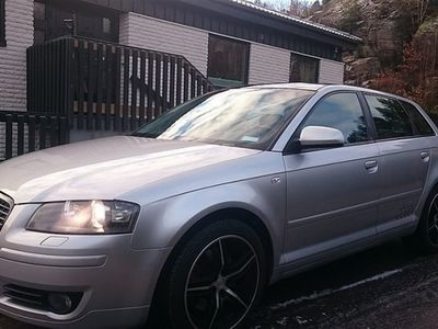 gebraucht Audi A3 2,0T FSI QUATTRO Panoramatak