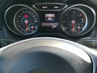 begagnad Mercedes CLA220 Shooting Brake d 4MATIC