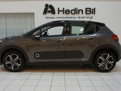 begagnad Citroën C3 82 HK FEEL *HEDINBIL SPÅNGA*