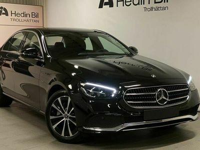 begagnad Mercedes E300 4MATIC Sedan | OMGÅENDE LEVERANS