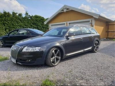 begagnad Audi A6 3.0 allroad quattro 300hk