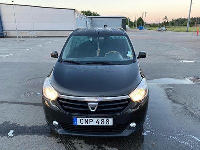 begagnad Dacia Lodgy 7 sits