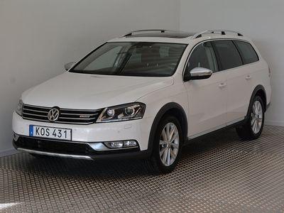 begagnad VW Passat Alltrack 2.0TDI 4M Premium / Drag