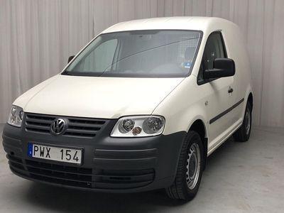 gebraucht VW Caddy SKÅP 2.0 Ecofuel Skåp (109hk)