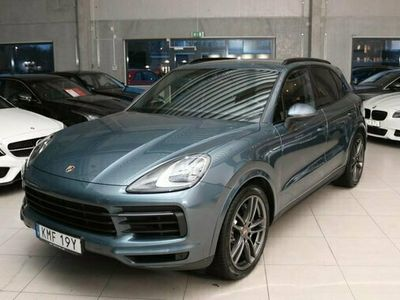 begagnad Porsche Cayenne S TipTronic LUFTFJÄDRING BOSE 21 TUM 2018, SUV Pris 779 900 kr