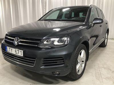 gebraucht VW Touareg V6 TDI BlueMotion Technology (245hk)