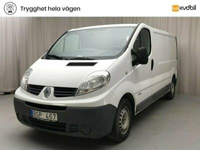 begagnad Renault Trafic Skåpbil 2.0 dCi Skåp/Buss (115hk)