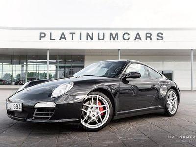 begagnad Porsche 911 Carrera 4S Sport Chrono PDK 385hk