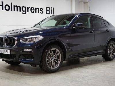 begagnad BMW X4 xDrive 20d / M-Sport / HiFi / Navi -20