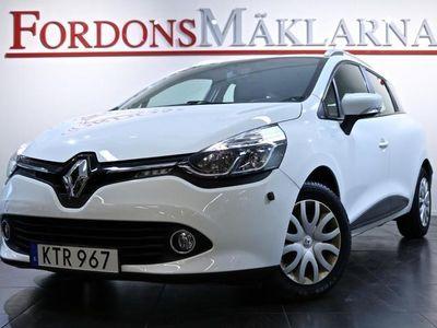 begagnad Renault Clio R.S. SPORTS TOURER GPS 3-Å GARANTI