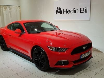 usata Ford Mustang 2,3T Ecoboost 317hk -17