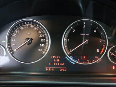 begagnad BMW 525 D xdrive Automat, Navi -13