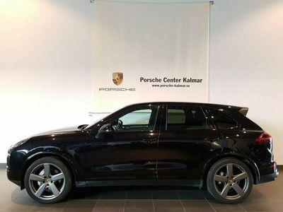 begagnad Porsche Cayenne S Diesel Euro 6 385hk 1 Ägare Se Spec