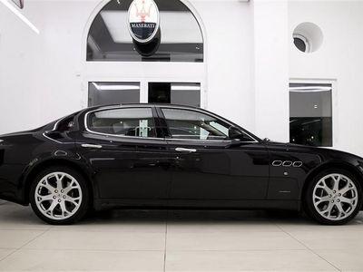 begagnad Maserati Quattroporte 4,7 S