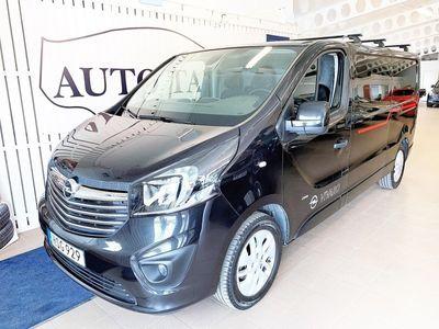 used Opel Vivaro 1,6 CDTI BiTurbo L2H1 120hk Premi -15