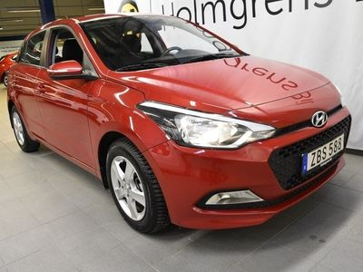 begagnad Hyundai i20 1.4 Comfort/AUT
