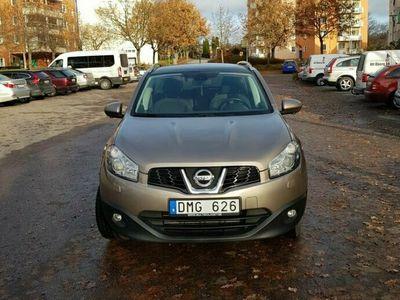 begagnad Nissan Qashqai 1.5 dCi Panorama BOSE KAMERA