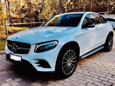 begagnad Mercedes E250 GLC d 4-Matic Coupe AMG -17