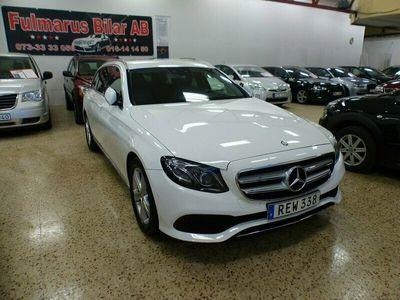 begagnad Mercedes E220 d 9G-Tronic 6 194hk