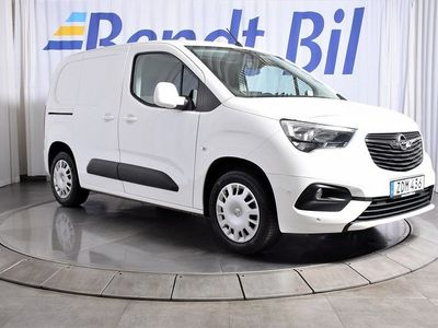 begagnad Opel Combo L1H1 / 100hk / LAUNCH EDITION / DEMOBIL