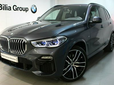 begagnad BMW X5 XDRIVE40I