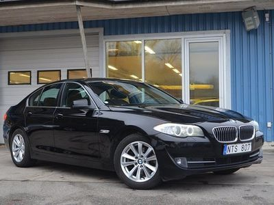 begagnad BMW 125 520 d Sedan Drag PDC Bluetooth 2012, Sedan000 kr