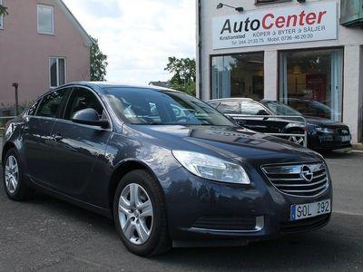 begagnad Opel Insignia Sedan 2.0 CDTI Aut 160hk