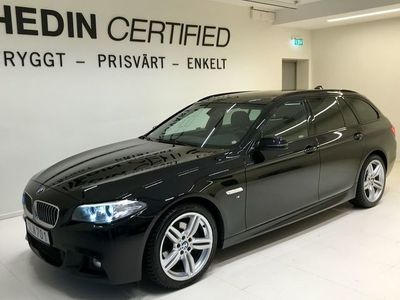 begagnad BMW 520 M-sport xDrive Touring