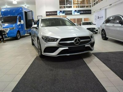begagnad Mercedes CLA180 - BenzCoupe AMG Demo
