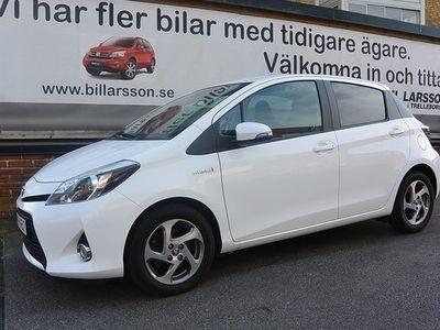 begagnad Toyota Yaris Hybrid 1.5 101hk VVT-i Edition A