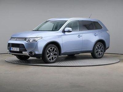 begagnad Mitsubishi Outlander P-HEV 2.0 Hybrid 4WD CVT Euro 6 203hk