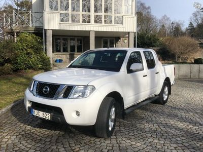 begagnad Nissan Navara AWD DH v-hjul -14