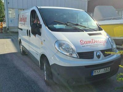 begagnad Renault Trafic L