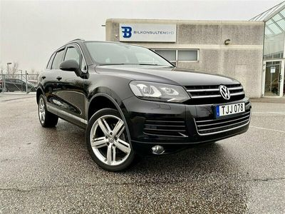 begagnad VW Touareg 3.0 V6 TDI BlueMotion 4Motion Automatisk, 245hk Premium,