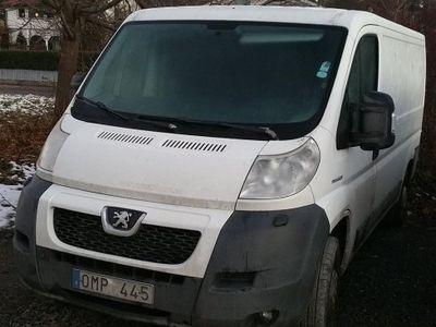 begagnad Peugeot Boxer 2,2 -07