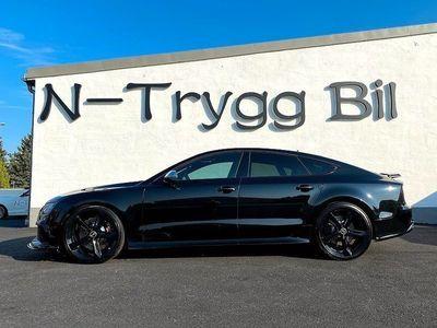 begagnad Audi RS7 SVART OPTIK 1.95% RÄNTA! !