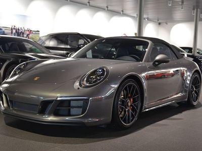 brugt Porsche 911 Carrera 4 Cabriolet Carrera 4 GTS