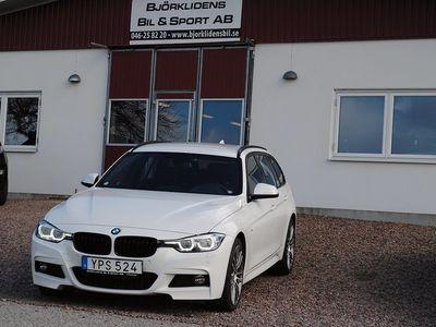 begagnad BMW 330 i xDrive Touring Aut. M Sport Euro 6