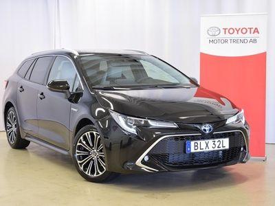 begagnad Toyota Corolla TS Hybrid 1.8 Executive Navigation