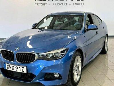 begagnad BMW 320 Gran Turismo d xDrive M - Sport Nav Läder Adaptiv fart V - hjul