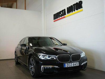 begagnad BMW 740 d xDrive Aut M Sport D-värmare, Taklucka