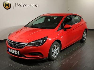 begagnad Opel Astra Enjoy 5d 1.4T /125