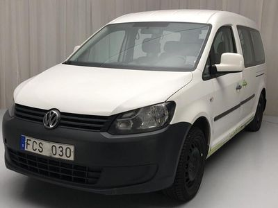 brugt VW Caddy MPV Maxi 1.6 TDI