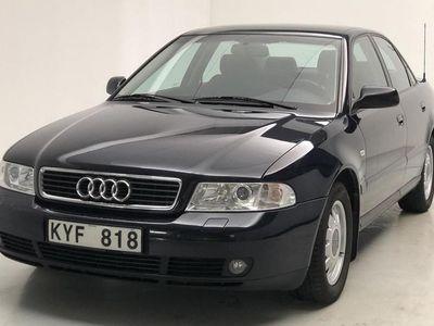 begagnad Audi A4 1.8TS