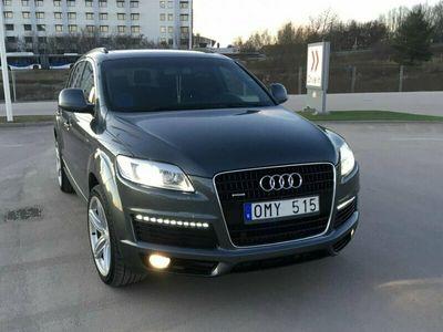 begagnad Audi Q7 3.0 TDI Q