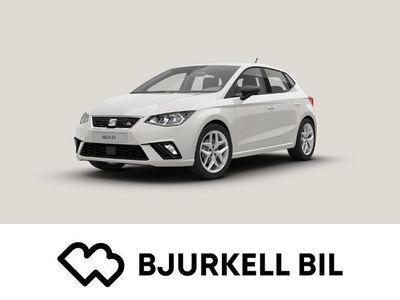 begagnad Seat Ibiza FR Sportpaket 115hk Automat från 2395kr/må