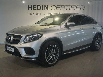 begagnad Mercedes GLE350 d 4MATIC Coupé / AMG
