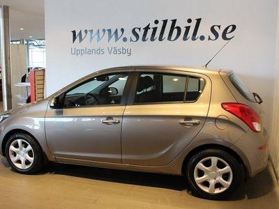 begagnad Hyundai i20 Hyundai i201.2 M5 Premium Plus