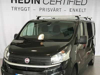begagnad Fiat Talento L2h1 2016, Transportbil 187 375 kr